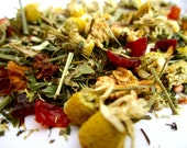 Tea - Peace of Mind  - No.34 : 2oz - Organic Caffeine Free - Herbal Tisane