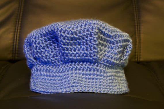 conductor hat template - blue train conductor hat 12 to 24 months by joliashandmade