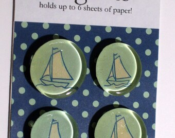 Smooth Sailing magnets