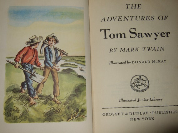 the adventures of tom sawyer is not a bildungsroman essay Huckleberry finn and something called a bildungsroman  the adventures of huckleberry finn,  we pick up with huck where we left him in tom sawyer his.