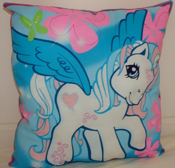 My Little Pony Star Song throw pillow