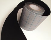 OVERSTOCK SALE 33' Full Roll Black Adhesive Fabric Book Cloth Tape for Book Binding Wholesale Pricing