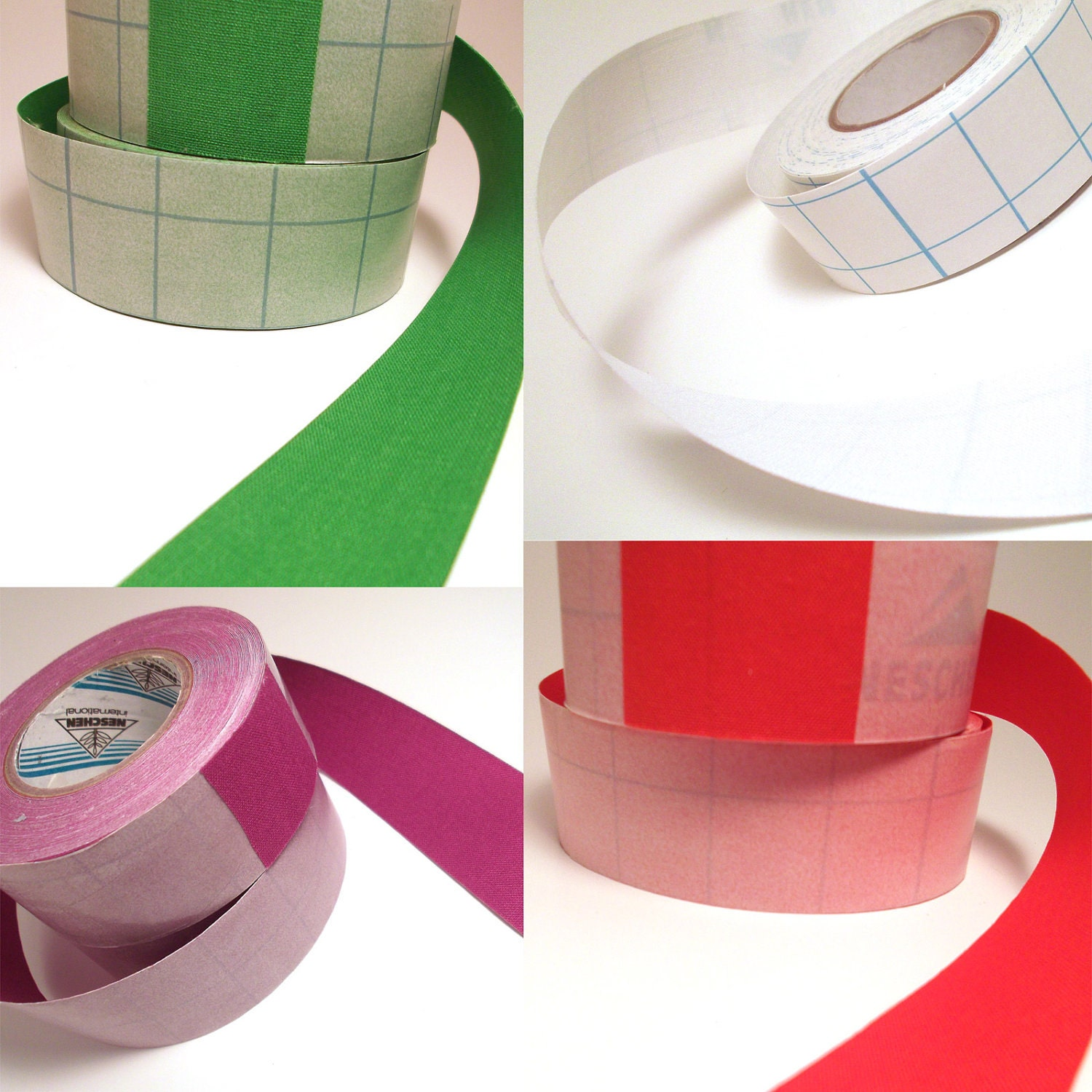Adhesive Fabric Book Cloth Tape 1.25 Inch Wide Bookbinding