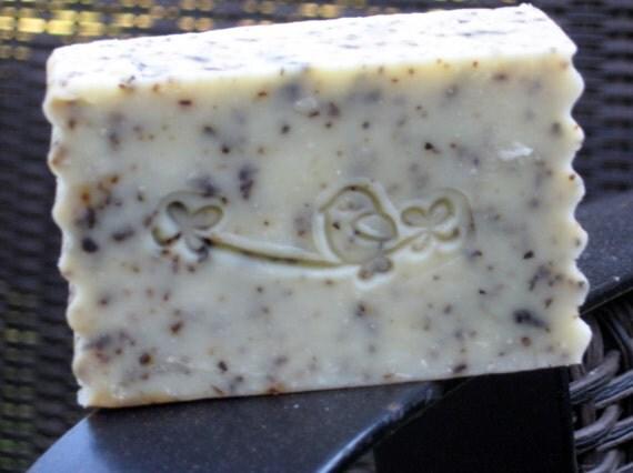 Rosemary and Kelp Handmade Soap (Gluten Free)