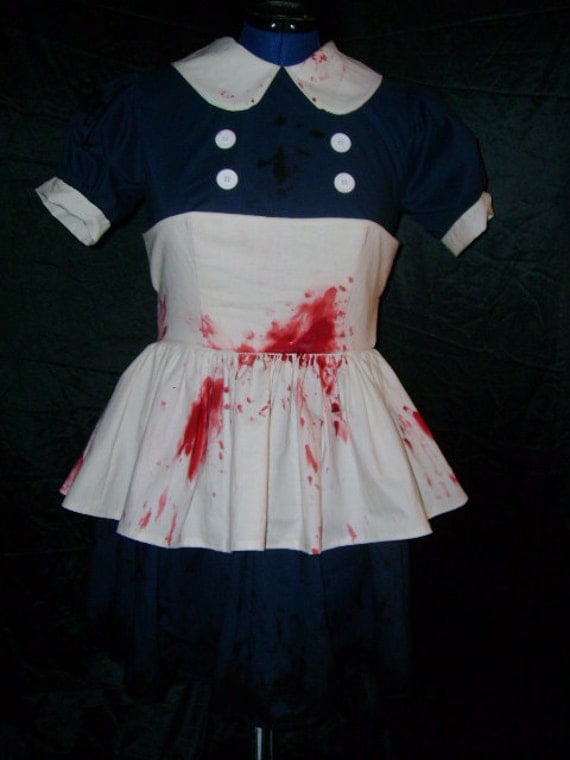 Bioshock 2 Little Sister Dress - Commission
