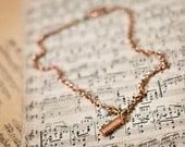 Harmonica Necklace - Musicians Necklace