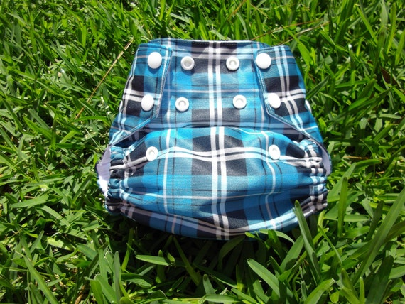 One Size Cloth Pocket Diaper