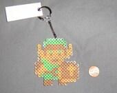 NES Link Inspired Keychain - Pixelart