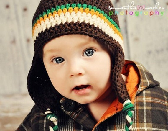 Toddler Boy Crochet Patterns Boy Crochet Hat Pattern