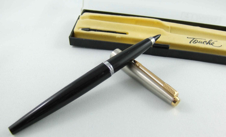 vintage parker touche felt tip pen. Black Bedroom Furniture Sets. Home Design Ideas
