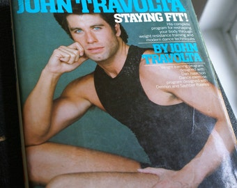 Staying Fit With John Travolta - Hilarious workout book