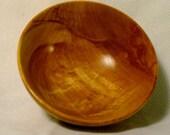Marbled Alaskan Birch Bowl