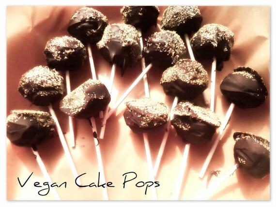 Cake Pops (Vegan)