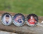 One Direction Adjustable Rings