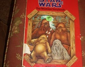 1979 Starwars The Wookiee Storybook