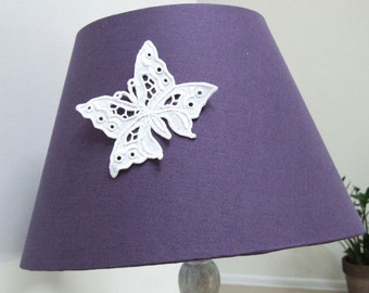 Butterfly Handmade embroidery butterfly ornament stylish home decor 100% natural