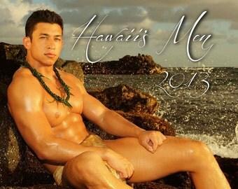 2013 Hawaii's Men Calendar