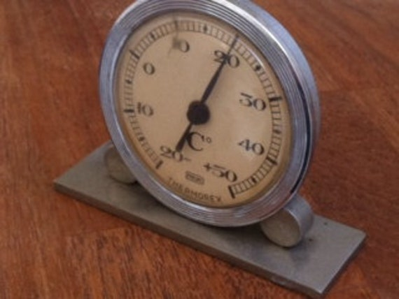Old thermometer Thermorex Prelac