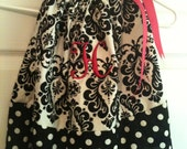 Handmade Pillowcase dress. Comes in all sizes from Newborn to size 8 youth.