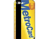 NYC Metro Card iPhone 4 / 4S Case