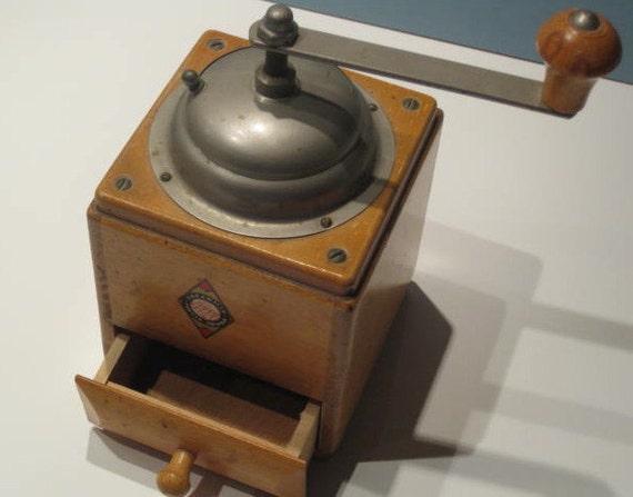 Garantied Forged Grinder - German made coffee grinder