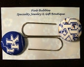 Kentucky Wildcats Paper Clip Bookmark Collection (1 of 3) - Set of Two