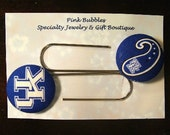 Kentucky Wildcats Paper Clip Bookmark Collection (3 of 3) - Set of Two