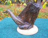 Wonderful Bird Driftwood Display Piece