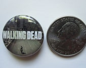 "1"" WALKING DEAD AMC series magnet"