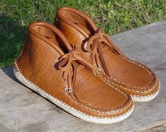 Tanager moccasin