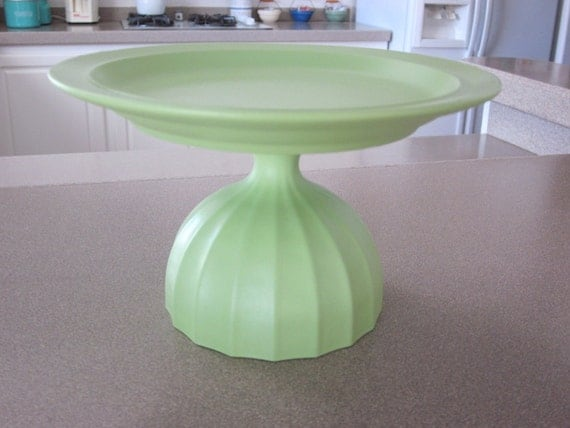 Green Cake Pop/Cupcake Stand Small