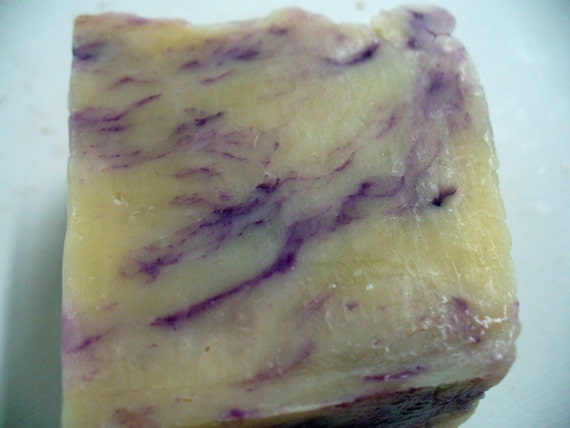 Scented Soap - White Ginger and Amber - Soap - Handmade - Scented