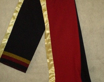Traditional Hand-made Mens 85% Wool Trade Cloth Gourd Dance Blanket