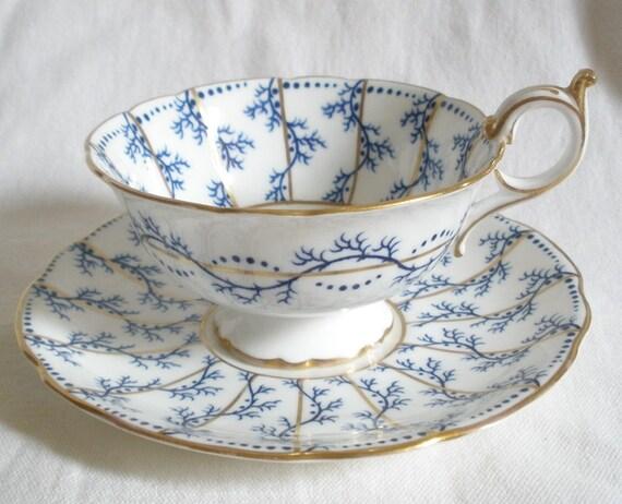 Coalport English bone china cup & saucer