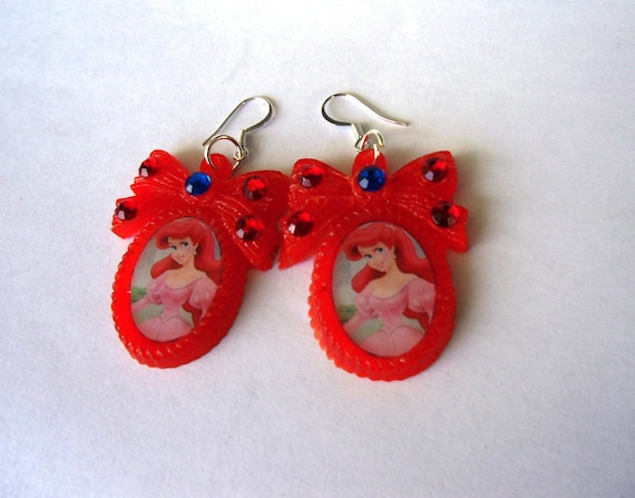Ariel (The Little mermaid) earrings