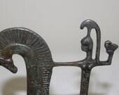 Female Roman Emperor on Chariot