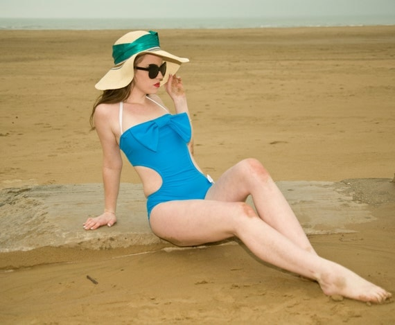 Abigale Bow-eautiful One-Piece Swimsuit