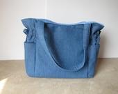Blue jean  Handbag