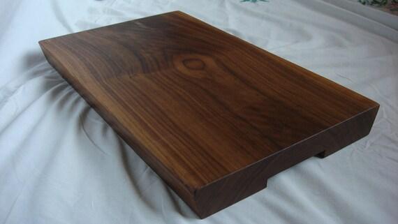 Black Walnut Slab from reclaimed wood