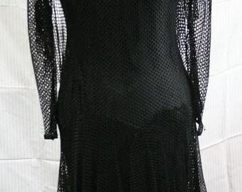 20s Drop Waist Dress