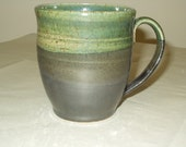 Ceramic Pottery Mug, Clay/Pottery Coffee Cup Mug, Handmade