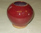 Pottery Vase, Clay Vase, Ceramic Vase