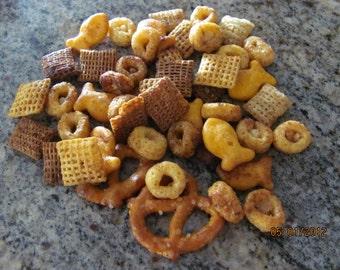 Sweet & Savory Snack Mix
