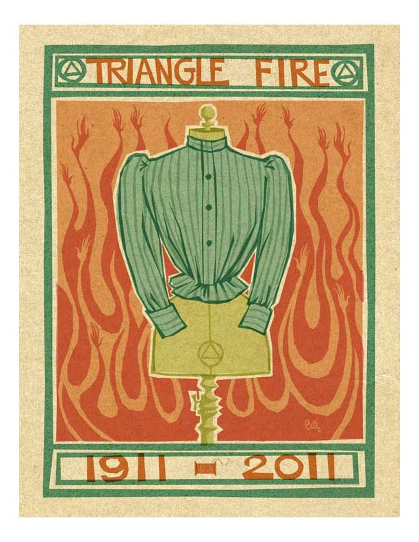the triangle shirtwaist fire paper Triangle shirtwaist factory fire a fire broke out at the triangle shirtwaist a selected bibliography of works surrounding the fire, and tips for writing a paper.