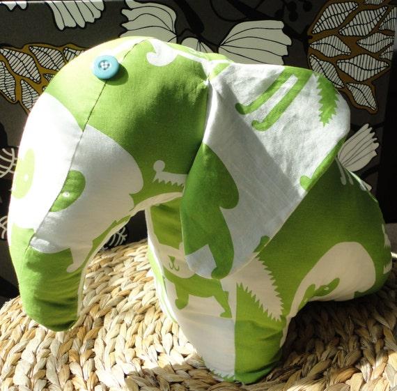 ELEPHANT SOFT STUFFED