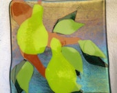 Glass Pears/SOLD