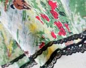 Horses silk skirt