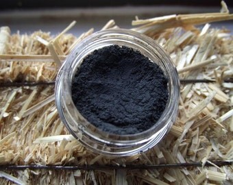 Route 66 Black Charcoal Eyeshadow