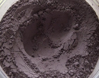 Storm Cloud Gray Brown Matte Eyeshadow