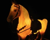 Breyer/Reeves Trigger Palomino Horse Lamp Nightlight